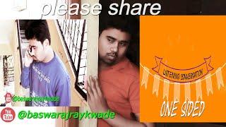 Listening Conversation --one sided | funny act | by baswaraj raykwade
