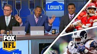 FOX NFL crew break down Week 5 Chiefs, Rams | FOX NFL