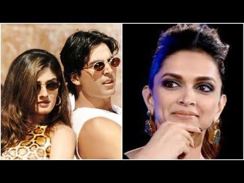 Akshay Talks About Raveena | Deepika Called As Priyanka