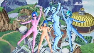 Dragonball Xenoverse 2 CaC Nude Mod