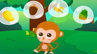 Baby Play ❣ Learn Pairs: Career Recognition, Animals, Fruits - Edcuational Children Game
