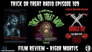 Trick or Treat Radio Episode 109 - X-Mak's the Hopping Vampire