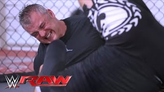 A look ahead at Shane's battle with The Undertaker at WrestleMania - Part 2: Raw, Mar. 21, 2016