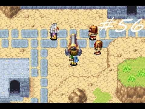 Let's Play Golden Sun: The Lost Age #56 - Loho's Cannon