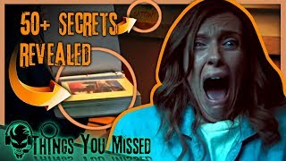 60 Things You Missed In Hereditary (2018)