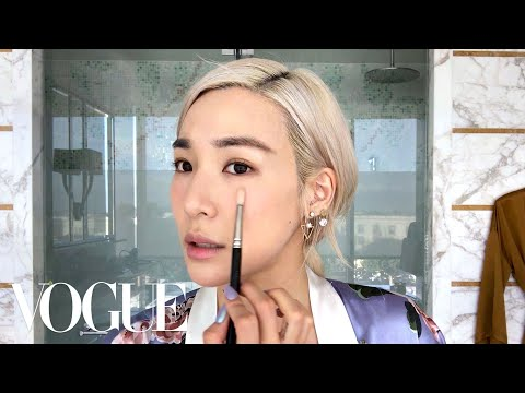 K Pop Star Tiffany Young s 18 Step Beauty Routine Beauty Secrets Vogue
