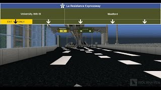 MINECRAFT EXPRESSWAY: Stalingrad South to Bella Vista via LRE