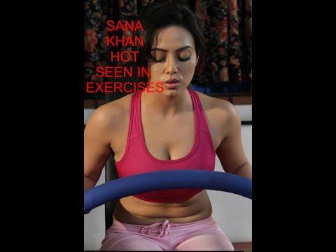 Sana Khan Hot Seen    Indian Movie sex Video    Indian