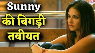 Sunny Leone की अचानक बिगड़ी तबीयत, Ultrasound करवाने की आई नौबत
