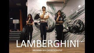Lamberghini   The Doorbeen   dancepeople   Arunima Dey Choreography