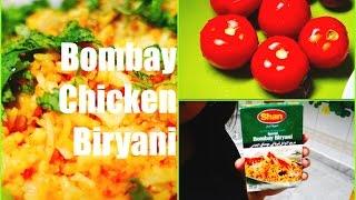 ABU DHABI FOOD VLOG#76 - Bombay Chicken Biryani Judy's recipe
