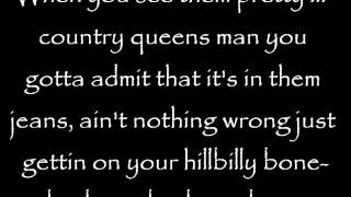 Blake Shelton - Hillbilly Bone Lyrics