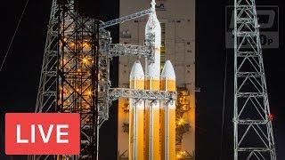 NASA+LIVE%3A+United+Launch+Alliance+to+Launch+Delta+IV+Heavy+Rocket+%23ParkerSolarProbe+%402%3A31am+EST