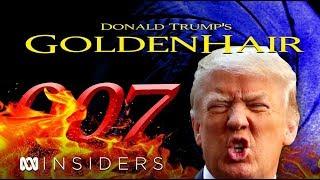 Donald Trump's GoldenHair