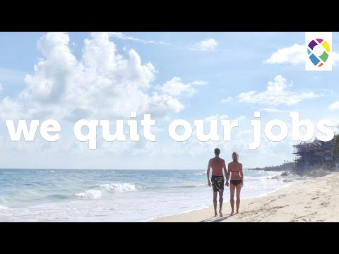How We Travel Full Time Since We Quit Our Corporate Jobs Ep. 008