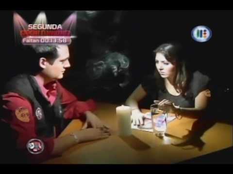 Extranormal Luisa Cardenas contacta a Paulette Gebarah 4 6