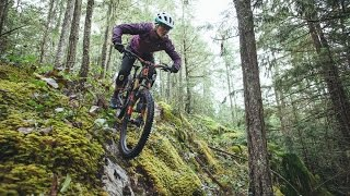 Greasy Squamish Shred with Lorraine Blancher!