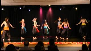 chammak challo by students of Mohini DS
