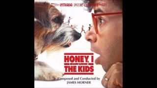 06 - Test Run - James Horner - Honey, I Shrunk The Kids