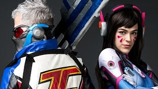 Overwatch Fans Get Transformed Into Their Main