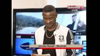 Omwana alemedde ku kukunkumula ku buliri (Jacobs Nsaali)