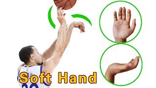 Stephen Curry Soft Hand Shooting Form Analytics