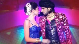 Ranveer & Deepika Zee cine awards full performance   YouTube