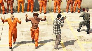 ÉVADÉS DE PRISON
