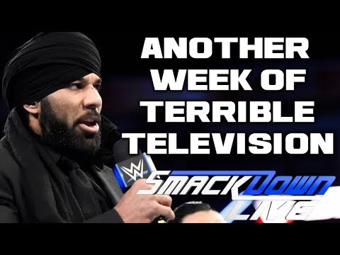 WWE Smackdown Live 2/20/18 Full Show Review & Results: SMACKDOWN LIVE NEEDS A