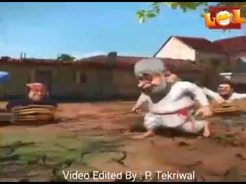 NARENDER Modi Note Bandi Rajsthani Song