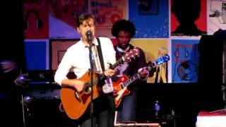 Isaac Hanson - Hand in Hand - Pt 1 - Live at the Sherman Theatre 11/19/10