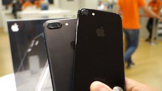 iPhone 7 ve 7 Plus - İlk Bakış ve Renk İncelemesi [TÜRKÇE]