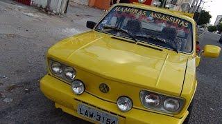 É de Natal a única réplica perfeita da ''Brasília Amarela'' dos Mamonas Assassinas