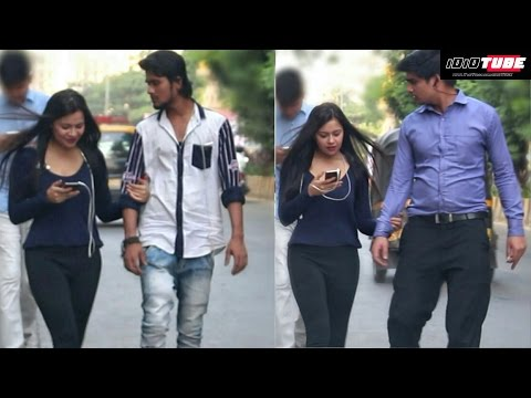 Hot Girl Holding Hand Prank - iDiOTUBE | Pranks In India