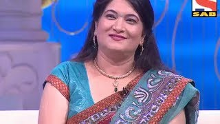 WAH WAH KYA BAAT HAI..Dr Kavita Kiran on -SAB TV 6th April, 2013)