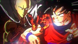 Goku VS. Saitama | ARENA DO RAP