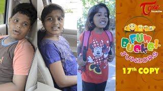Fun Bucket JUNIORS | Episode 17 | Kids Funny Videos | Comedy Web Series