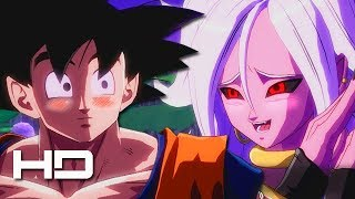 Dragon Ball FighterZ - GOOD ENDING   Majin Android 21 Falls In Love With Goku?!
