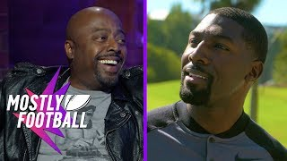 Super Bowl Champion Greg Jennings and Donnell Rawlings Come By To Stir Things Up | Mostly Football
