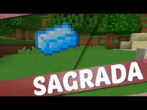 Vida de Inseto Minecraft 3 A BARRA SAGRADA