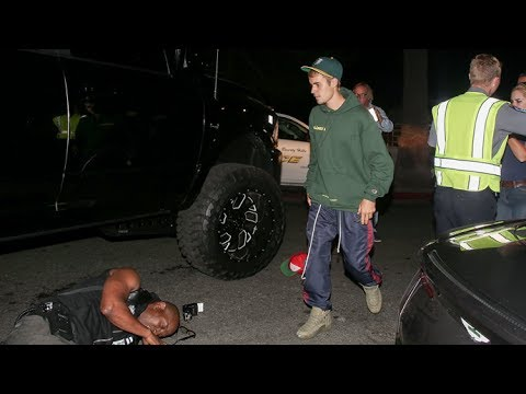 Xxx Mp4 Justin Bieber Runs Over Paparazzo With Monster Truck 3gp Sex