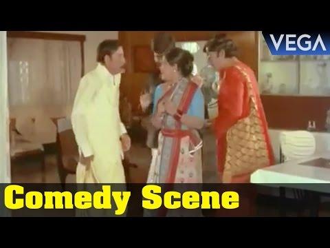 Keezh Vaanam Sivakkum Tamil Movie || Venniradai Moorthy And Manorama About Marriage || Comedy Scene