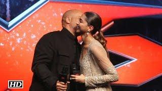 Vin Diesel Visits India for his ANGEL Deepika Padukone
