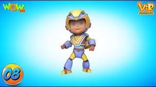 Vir: The Robot Boy - Compilation #8 - As seen on Hungama TV