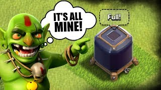 CAN WE FILL IT UP ON TIME!? - Clash Of Clans - FREE GEM EVENT!