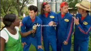 Playhouse Disney Behind the Ears: The Imagination Movers, hosted by Simmi