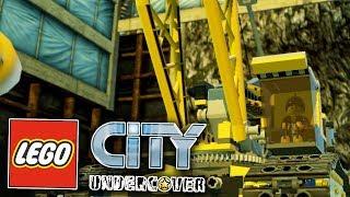 KRAN KLAU | Folge 34 | Lego City Undercover