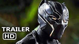 "BLACK PANTHER ""Wakanda"" Trailer (2017) Superhero Marvel Movie HD"