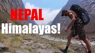 A Himalayan Journey: Trekking to Annapurna Base Camp, Nepal [Full Movie]