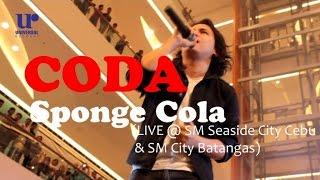 Sponge Cola - CODA (Live Performance)